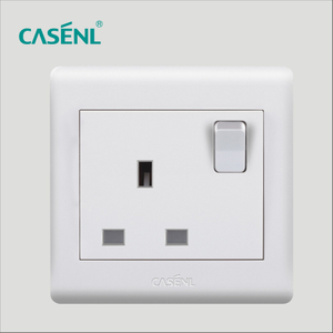 13A BS Switch Socket