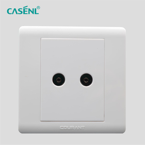 Double Tv Socket